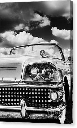 1958 Buick Special  Canvas Print by Tim Gainey