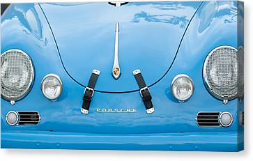 1960 Volkswagen Porsche 356 Carrera Gs Gt Replica  Canvas Print by Jill Reger
