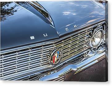 1961 Buick Skylark  Canvas Print by Rich Franco