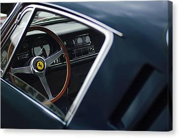 1967 Ferrari 275 Gtb-4 Berlinetta Canvas Print by Jill Reger