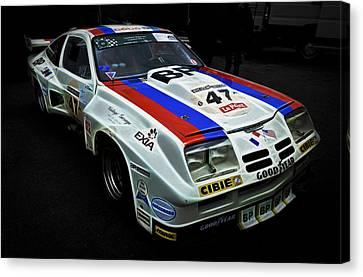 1976 Chevrolet Monza Imsa Canvas Print by Phil 'motography' Clark