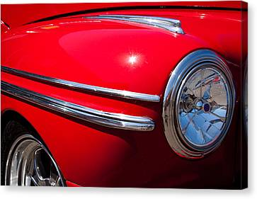 1946 Ford Mercury Eight Canvas Print by David Patterson