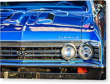 1967 Chevrolet Chevelle Super Sport  Canvas Print by Jill Reger
