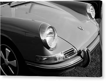 1968 Porsche 911 Front End Canvas Print by Jill Reger