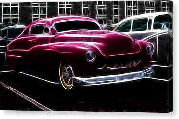 50 Merc  Canvas Print by Steve McKinzie