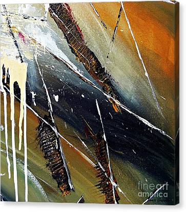 Abstract Canvas Print by Ismeta Gruenwald