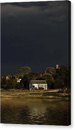 After The Storm Canvas Print by Keith Woodbury