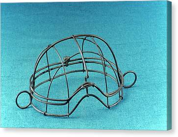 Anaesthesia Mask Canvas Print by Science Photo Library