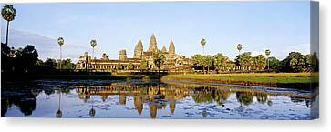 Angkor Wat, Cambodia Canvas Print by Panoramic Images