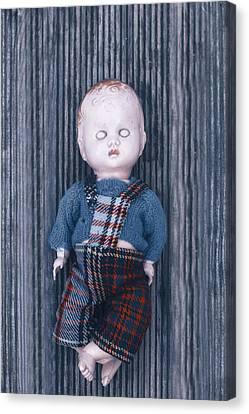 Broken Doll Canvas Print by Joana Kruse