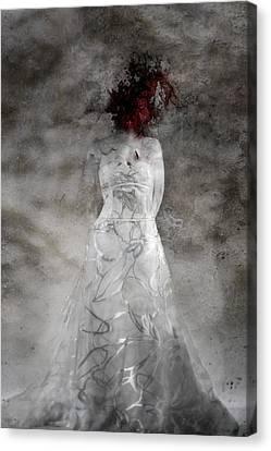 Doubt Canvas Print by David Fox