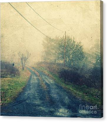 Fog  Canvas Print by HD Connelly