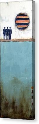 Gaze Canvas Print by Susan McCarrell