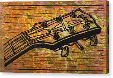 Gibson Canvas Print by William Cauthern
