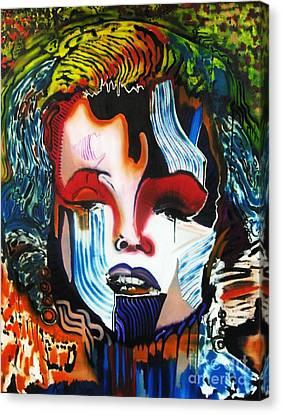 Goodbye Andy Warhol Canvas Print by Michael Kulick