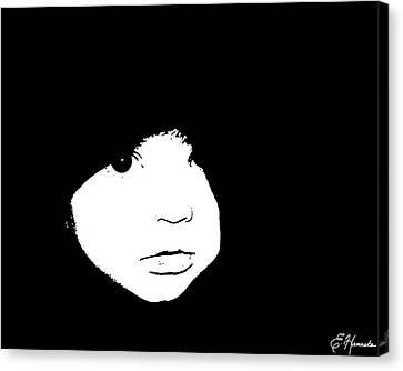 I See You Canvas Print by Ellen Henneke