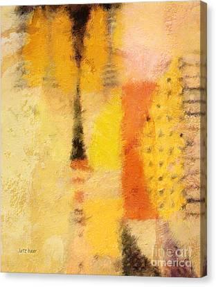 Impression II Canvas Print by Lutz Baar