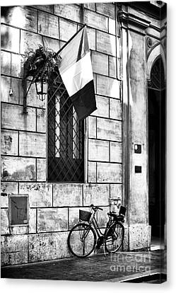 Italy Canvas Print by John Rizzuto