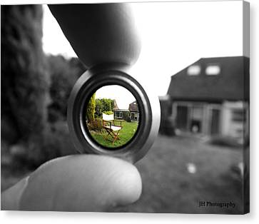 Life Through The Lens Canvas Print by Jay Harrison