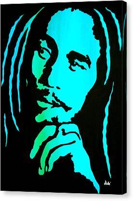 Marley Canvas Print by Debi Starr