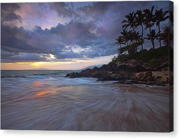 Maui Pastels Canvas Print by James Roemmling