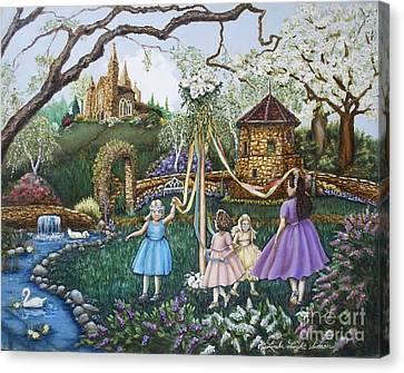 Mayday Serenade  Canvas Print by Linda Simon
