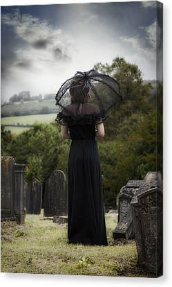 Mourning Canvas Print by Joana Kruse