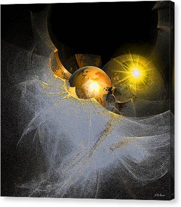 New Planet Canvas Print by Michael Durst