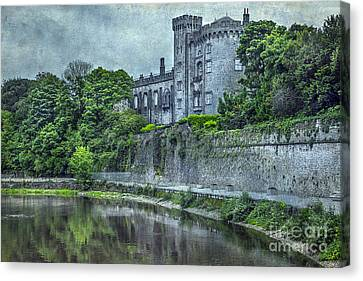 Castle Canvas Print by Svetlana Sewell
