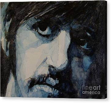 Ringo Canvas Print by Paul Lovering