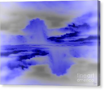 Ripples Canvas Print by Jeff Breiman