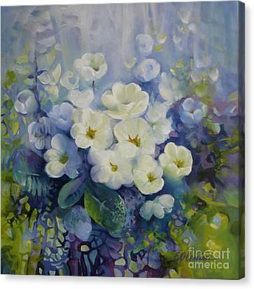 Spring Canvas Print by Elena Oleniuc