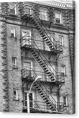 Stairs Canvas Print by Dan Sproul