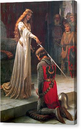 The Accolade Canvas Print by Philip Ralley