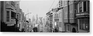 Usa, California, San Francisco Canvas Print by Panoramic Images