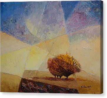 Wonder Canvas Print by William Killen