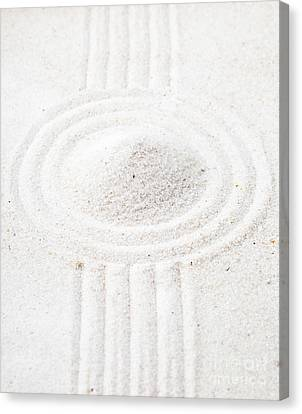 Zen Garden Canvas Print by Shawn Hempel