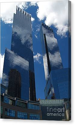 New York City Canvas Print by ELITE IMAGE photography By Chad McDermott