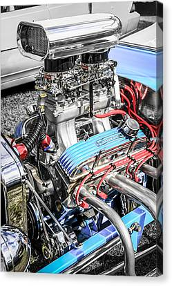23 Ford T-bucket Canvas Print by Chris Smith