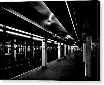 23rd Street Station Canvas Print by Benjamin Yeager