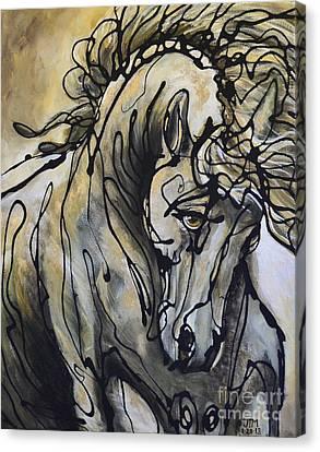 24 Carrot Canvas Print by Jonelle T McCoy