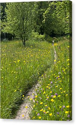 Great Dixter, Northiam, Sussex, Uk Canvas Print by Science Photo Library
