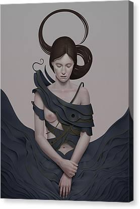 274 Canvas Print by Diego Fernandez