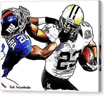 296 Canvas Print by Jack K