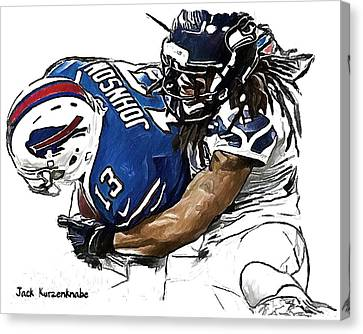 298 Canvas Print by Jack K