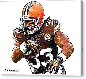 299 Canvas Print by Jack K