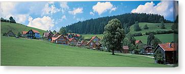 Appenzell Switzerland Canvas Print by Panoramic Images