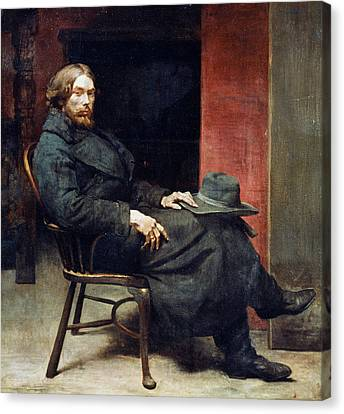 Augustus John (1878-1961) Canvas Print by Granger