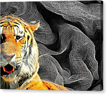 Capture Canvas Print by Diana Angstadt