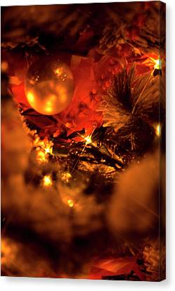 Christmas Canvas Print by Terry Thomas